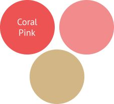 How To Wear Coral Pink For A Tinted Autumn