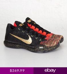 sale retailer 5534f 6f264 Nike Kobe 10 X Elite Low Xmas Christmas 5 Rings Size 13. 802560-076. ext  bhm 11