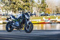A Kawasaki ataca o segmento utilitário com uma moto cheia de garra e espírito desportivo que vem substituir a popular ER6n.