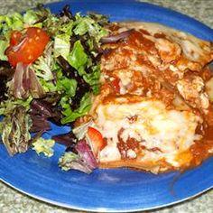 Hearty Vegetable Lasagna Recipe on Yummly
