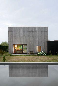 Villa B - Tectoniques #moderne #architektur #modern #architecture