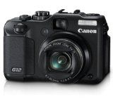 Canon G12 10 MP Digital Camera with 5x Optical Image Stabilized Zoom and 2.8 Inch Vari-Angle LCD Reviews