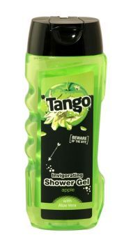 £ - Tango Invigorating Shower Gel Apple Beware of the Bite! With Aloe Vera Shower Gel, Tango, Aloe Vera, Chemistry, Health And Beauty, Household, Water Bottle, Fragrance, Camping