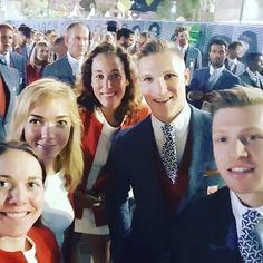 Nederland is bijna binnen! #teamnl #rio2016 #openingsceremonie #cyclingtrack