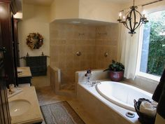 Bathroom Tub & Shower Design, Pictures, Remodel, Decor and Ideas - page 5