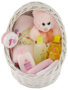 Baby Girl Gift Basket Baby Girl Gift Baskets, Baby Girl Gifts, Baby 2014, Diaper Cakes, Diapers, Homemade Gifts, Babys, Baby Shower Gifts, Shower Ideas
