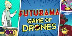 Ya se encuentra disponible Futurama: Release the Drones http://j.mp/1QJyZrE |  #Android, #Apps, #FuturamaReleaseTheDrones, #IOS, #Juegos, #Noticias, #Tecnología