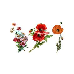 This set includes: Different Flowers x 3pcs Size: 7cm (approximate) >>>DIRECTIONS OF USE<<< How long do the tattoos last? Our temporary tattoos