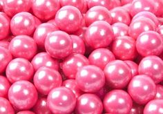 Pearl Pink Sixlets have a nice pink shine and compliment any candy dish or display. Shop our vast selection of colorful Sixlets here! Colorful Candy, Candy Colors, Sixlets Candy, Pink Images, I Believe In Pink, Bulk Candy, Everything Pink, Pretty Pastel, Chocolate Flavors