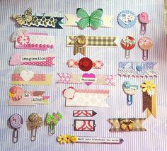 My handmade embellishments #6