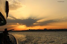 Istanbul in Sunset by pindesign_photography on 500px