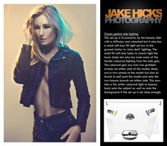 Gelled side Lighting — Jake Hicks Photography