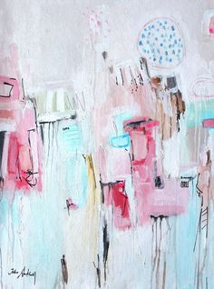 painting ORIGINAL 36 art painting large painting by jolinaanthony