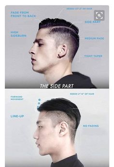 Hair And Beard Styles, Short Hair Styles, Matter Meaning, Medium Fade, Teaching Aids, Short Cuts, Hairstyles Haircuts, Hair Lengths, Are You The One