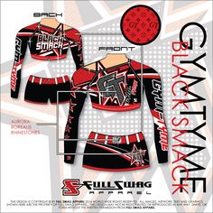 Design Your Own All Star Cheer Uniform Online