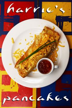 Restaurant Review - Harrie's Pancakes Graskop  #OrdinaryExtraordinaryNet #OrdinaryExtraordinaryNetFood #HarriesPancakesGraskop #HarriesPancakes #Graskop #Mpumalanga #Pancakes #ILovePancakes #APancakeADayKeepsTheDoctorAway #PancakeDays #RainyDaysArePancakeDays #Pannekoek Milk Tart, Food Photography, Road Trip, Dining, Ethnic Recipes, South Africa, Pancakes, Tourism, Blog