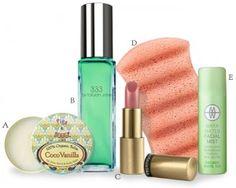 Natural beauty options!