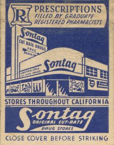 Sontag Drugs | Flickr - Photo Sharing!
