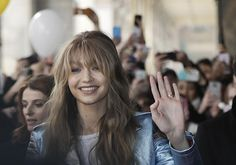 Gigi Hadid Debuts New Bangs In Milan: See Her Amazing Hair Makeover