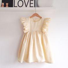 Dress for a cherub
