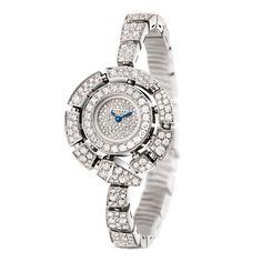 Bulgari Serpenti Incantati diamond watch