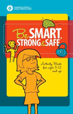 Personal Safety activity book for ages 11-12.