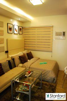 Tagaytay, Condominium, Columns, Modern Contemporary, Corner Desk, Stage, Construction, The Unit, Furniture