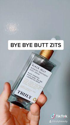 say bye to body zits!