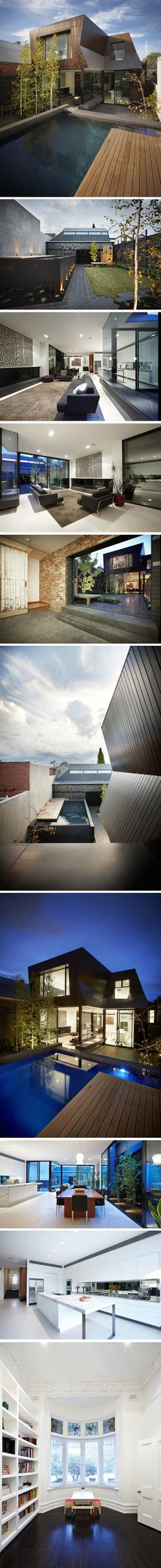 The Enclave House par BKK Architects