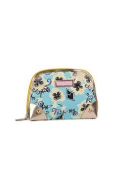 Zippity-do Makeup Bag- Kappa Alpha Theta - Lilly Pulitzer