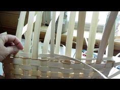 DIY backpack, step by step instructions - J Choate Basketry