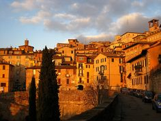 Perugia, Italy- my home for the absolute best 6 weeks of my life!!
