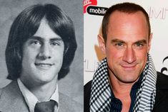 Christopher Meloni, Then and Now