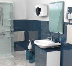 Andris Lux d'Ariston, le chauffe-eau pour les petites surfaces et solutions d'appoint #mestravauxavecAriston