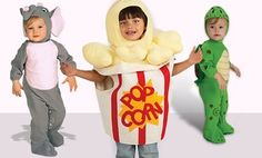 Groupon - Toddlers' and Infants' Costumes in [missing {{location}} value]. Groupon deal price: $19.99