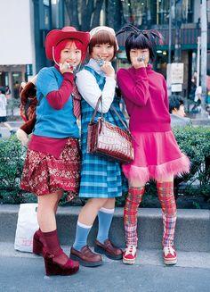 eBook-FRUiTS magazine No.012 Whimsical Fashion, Funky Fashion, Kawaii Fashion, 90s Fashion, Asian Street Style, Tokyo Street Style, Japanese Street Fashion, Harajuku Fashion, Japan Fashion