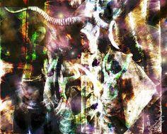 'Dancing Universe' von mimulux bei artflakes.com als Poster oder Kunstdruck $16.63
