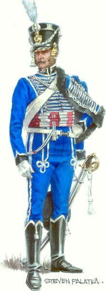 Saxon Husaren Reg't