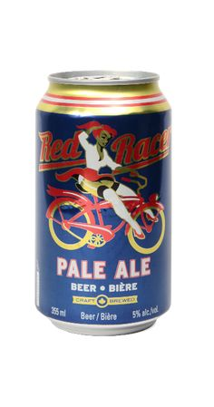 Top 5 Canadian Beers from Firefly Books - Red Racer Pale Ale (1)