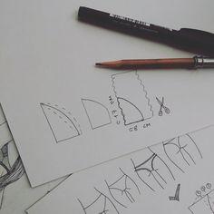 Lingerie: DIY (инструкция, как сшить кружевное бра;)