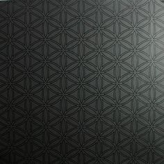 Graham & Brown Laurence Llewelyn-Bowen Gloriental Black Wallpaper (55.005 CLP) ❤ liked on Polyvore featuring home, home decor, wallpaper, backgrounds, quotes, borders, picture frame, geometric pattern wallpaper, embossed wallpaper and black wallpaper
