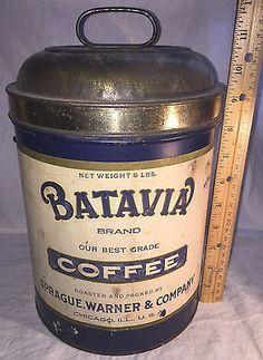 Batavia Brand Coffee