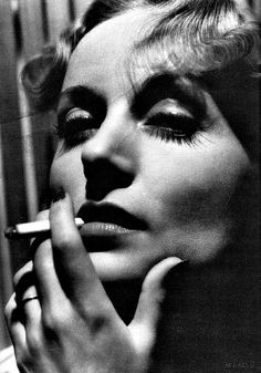 Carole Lombard photographed by John Engstead, 1940.