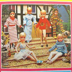 Sindy WORK & PLAY 1981 MOC | Vintage Pedigree Sindy Doll