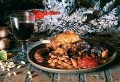 Recipe Cassoulet Castelnaudary Gastronomy Languedoc-Roussillon South of France
