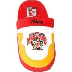 ComfyFeet Maryland Terrapins Slip On Slippers