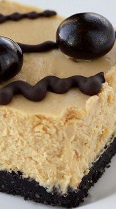 Kahula Cheesecake Bars Recipe
