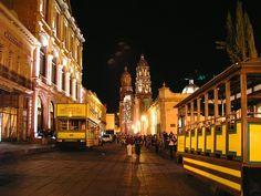 Zacatecas ,Zacatecas : a World Heritage City