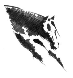 Cutting Horse ~ saroz design  This would make a cool tattoo.