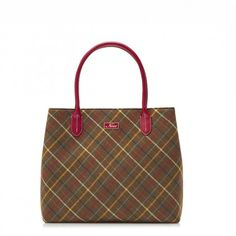 Sadie Tweed Shopper - Bags from Ness Clothing